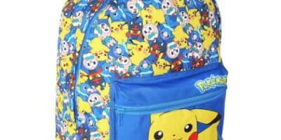 Zaini e Trolley Scuola dei Pokemon
