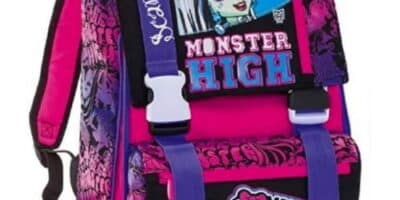 Zaino scuola Monster High