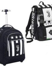 Zaini e Trolley Scuola della Juventus