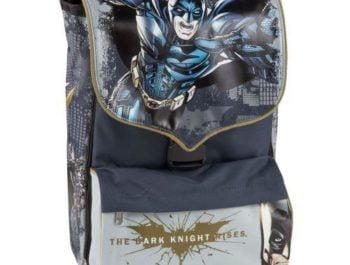 Zaini e Trolley Scuola di Batman
