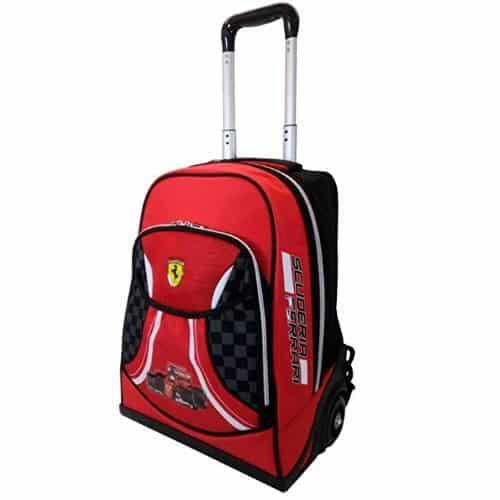 Zaini e Trolley Scuola Ferrari