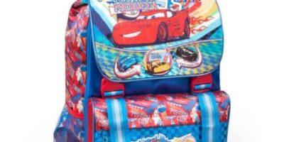 Zaini e Trolley Scuola Cars