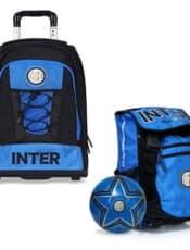 Zaini e Trolley Scuola FC Inter