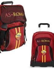Zaini e Trolley Scuola As Roma